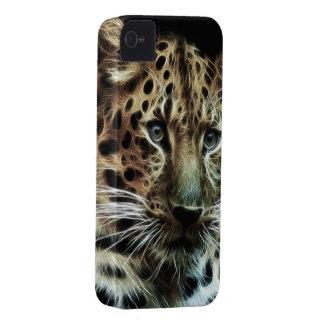 Cheetah Print  Wild Animal iPhone 4 Cover