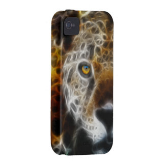 Cheetah Print Wild Animal Case-Mate iPhone 4 Covers