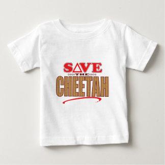 Cheetah Save Baby T-Shirt