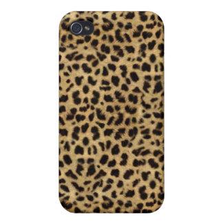 Cheetah Skin iPhone 4/4S Cover