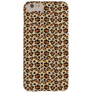 Cheetah skin pattern barely there iPhone 6 plus case