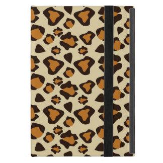 Cheetah skin pattern iPad mini case