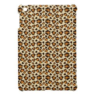 Cheetah skin pattern iPad mini cover