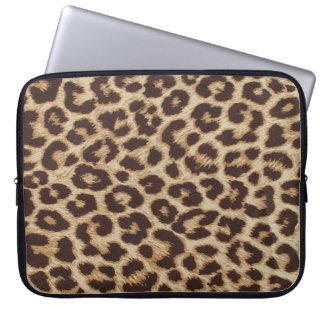 Cheetah Skin Print Laptop Sleeve