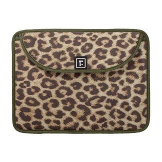 Cheetah Skin Print Macbook Sleeve MacBook Pro Sleeves
