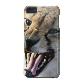 Cheetah Snarl iTouch Case iPod Touch 5G Cover