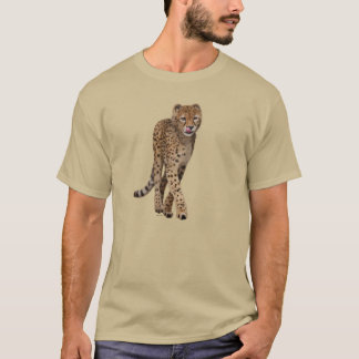 Cheetah T-Shirts/clothing T-Shirt