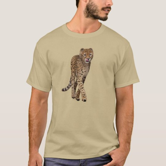 Cheetah T-Shirts/clothing T-Shirt
