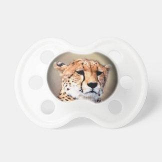 Cheetah Tear Marks Hakunamatata Pacifiers