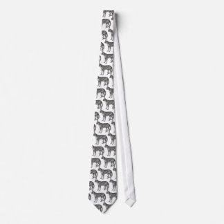 Cheetah Tie