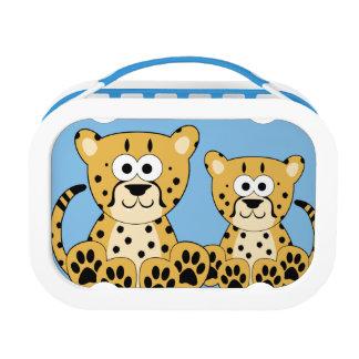 Cheetahs Lunch Box
