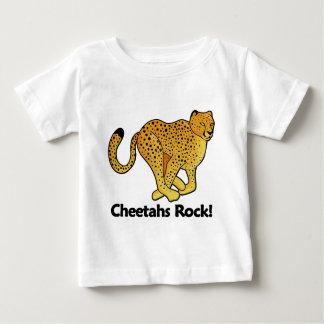 Cheetahs Rock! Baby T-Shirt