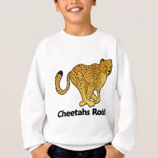 Cheetahs Rock! Sweatshirt