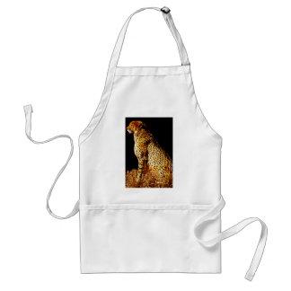 Cheetahs stance apron