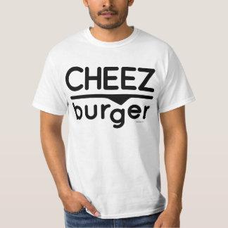 Cheezburger Logo (black) T-Shirt