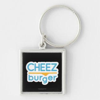 Cheezburger Logo (color) Key Ring