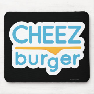 Cheezburger Logo (color) Mouse Pad