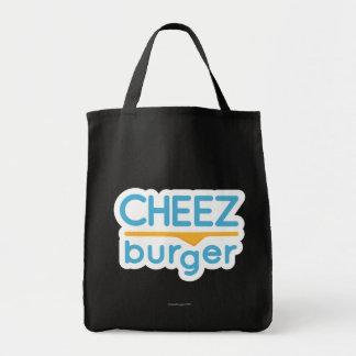 Cheezburger Logo (color) Tote Bag
