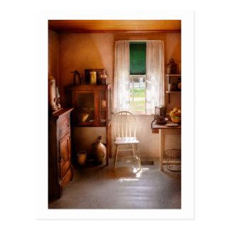 Chef - A cottage kitchen Postcard