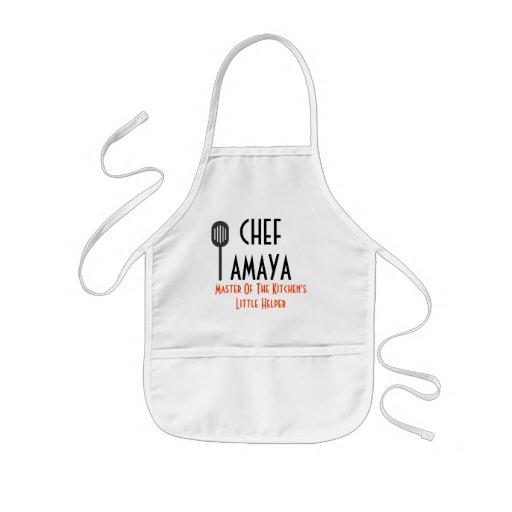 Chef Apron- Little Helper