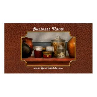 Chef - Aunt Bessie's mantle Business Card