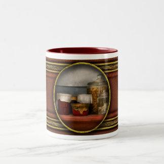 Chef - Aunt Bessie's mantle Coffee Mugs