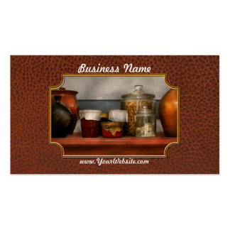 Chef - Aunt Bessie's mantle Pack Of Standard Business Cards