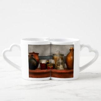 Chef - Aunt Bessie's mantle Lovers Mug Set