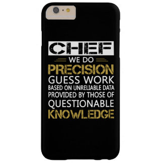CHEF BARELY THERE iPhone 6 PLUS CASE