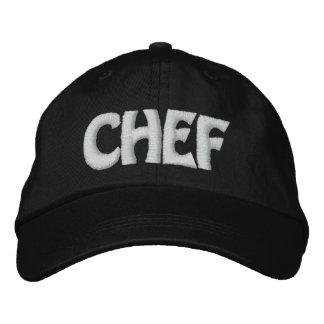 CHEF BASEBALL CAP