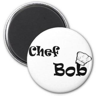 Chef Bob Refrigerator Magnets