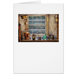 Chef - Bubbe's Kitchen Greeting Card