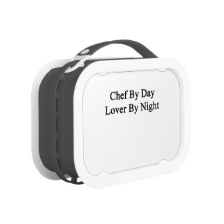 Chef By Day Lover By Night Lunchboxes