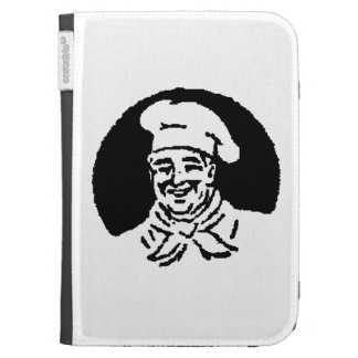 Chef Kindle 3 Case