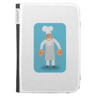 Chef Kindle Keyboard Cases