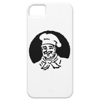 Chef iPhone 5/5S Covers