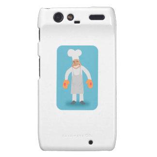 Chef Motorola Droid RAZR Cases