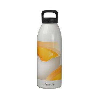 chef cocina-love water bottles
