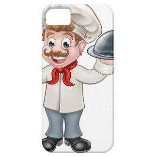 Chef Cook Cartoon Man iPhone 5 Cases