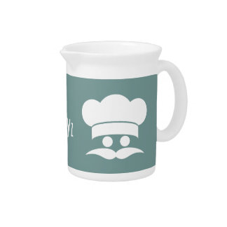Chef custom color pitcher