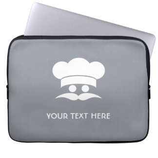 CHEF custom laptop sleeves