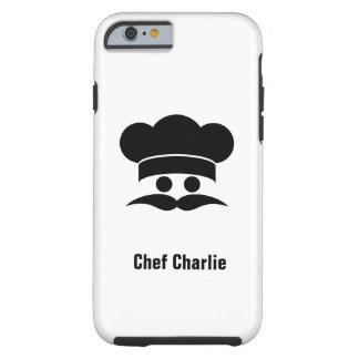 CHEF custom monogram phone cases