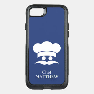 CHEF custom name & color phone cases