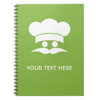 CHEF custom notebook