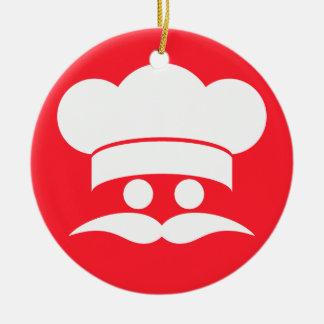 CHEF custom ornament