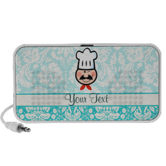 Chef; Cute Mp3 Speakers