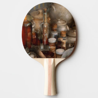 Chef - First class ingredients Ping Pong Paddle