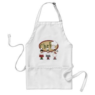 Chef Gift Adult Apron