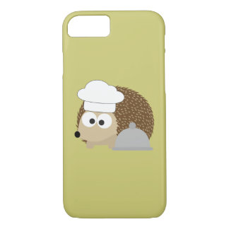 Chef Hedgehog iPhone 7 Case