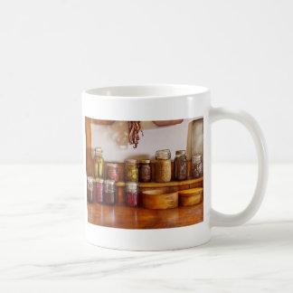 Chef - I love preserving things Basic White Mug